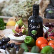 Aiolos faires Olivenöl aus Griechenland