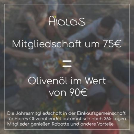 Erklärung des Werts der Aiolos Mitgliedschaft